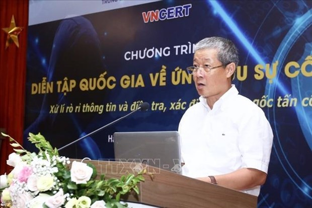 300 infosec specialists join national exercise on data leak response hinh anh 1