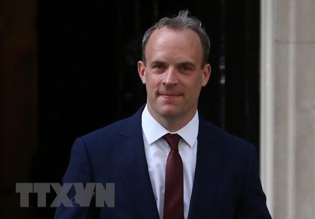 UK eyes new trade opportunities with ASEAN hinh anh 1