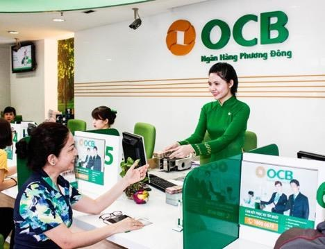 OCB reports 1.12 trillion VND in pre-tax profits in H1 hinh anh 1