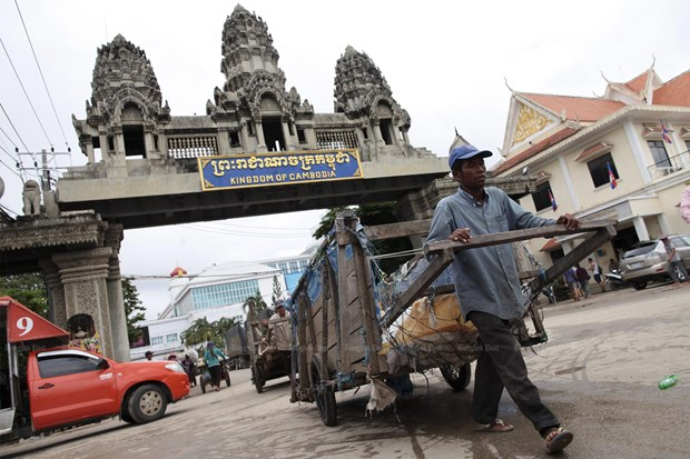 Thailand's border trade forecast to continue growing in H2 hinh anh 1