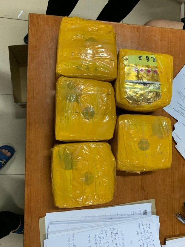 Two drug cases uncovered in Hanoi hinh anh 1
