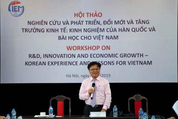 RoK shares innovation experience with Vietnam: workshop hinh anh 1