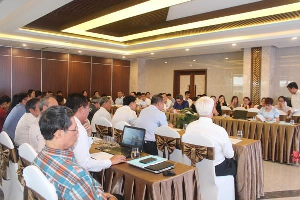 Conference in Ha Tinh province promotes green growth hinh anh 1