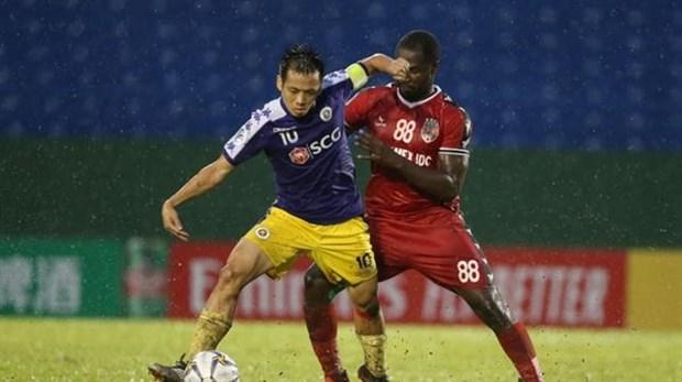 Hanoi beat Binh Duong in all-Vietnamese AFC Zonal final hinh anh 1