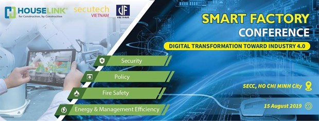 HCM City to host smart factory conference hinh anh 1
