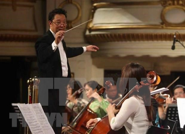 Beethoven concert to entertain Ho Chi Minh City audience on August 3 hinh anh 1