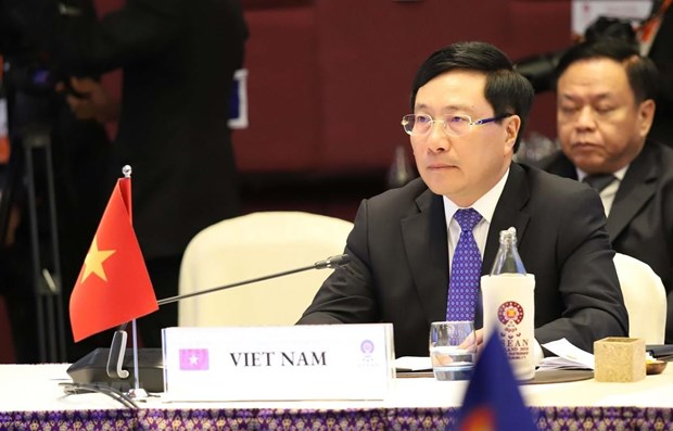 Vietnam attends 12th LMI Ministerial Meeting in Thailand hinh anh 1