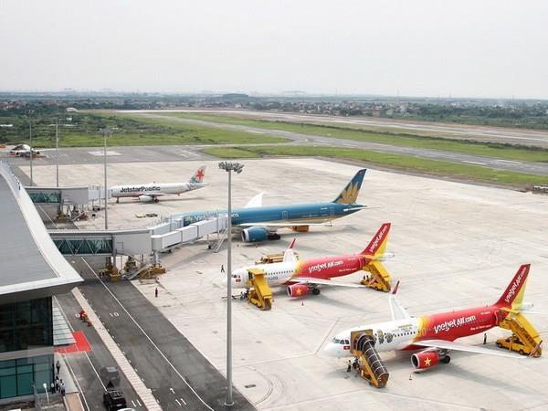 Airports in Hai Phong, Quang Ninh closed due to storm Wipha hinh anh 1