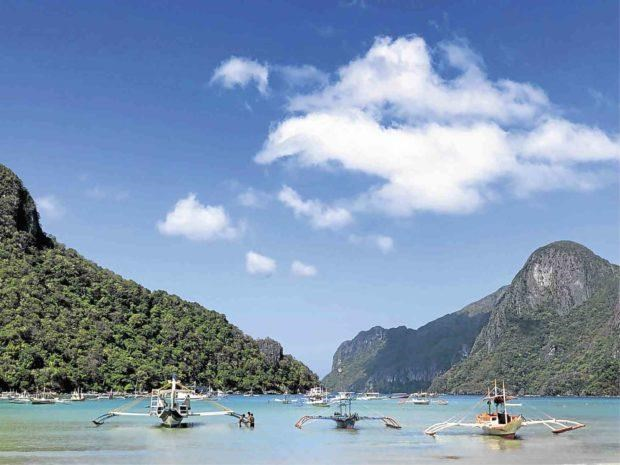 Philippines' El Nido beaches remain open during 6-month cleanup hinh anh 1