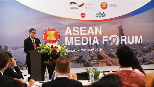 RCEP expected to be finalised by year-end: ASEAN chief hinh anh 1