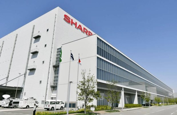 Sharp plans new production plant in Vietnam hinh anh 1