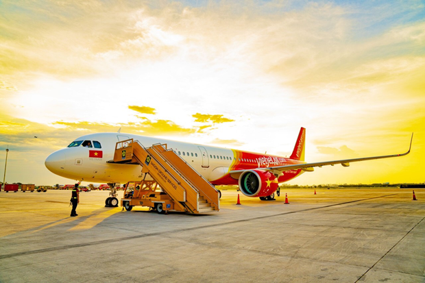 Vietjet Air reports high revenue growth in first half of 2019 hinh anh 1