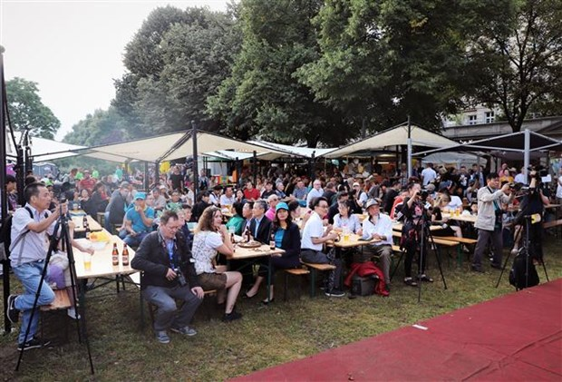 Vietnamese beer joins int'l beer festival in Berlin hinh anh 2