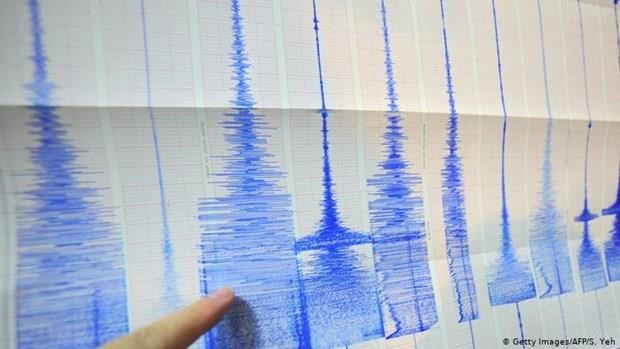 Two quakes rock Philippines early on August 3 hinh anh 1