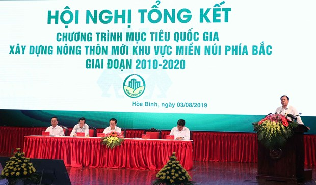 Challenges remain in northern mountainous region's rural development hinh anh 1
