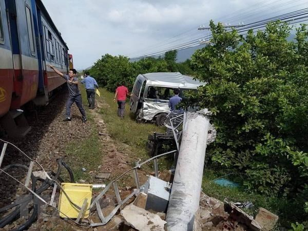 Vietnam Railway proposes measures to curb rail accidents hinh anh 1