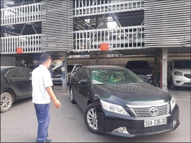 Underground parking areas a must for Hanoi hinh anh 1