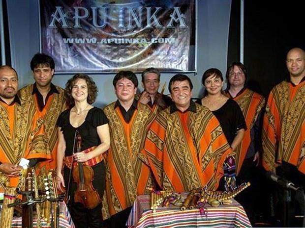 Peruvian band's concert celebrates Vietnam-Peru relations hinh anh 1