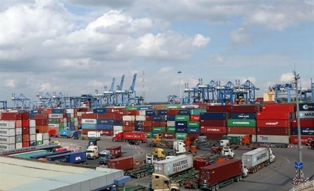 HCM City speeds up development of logistics sector hinh anh 1
