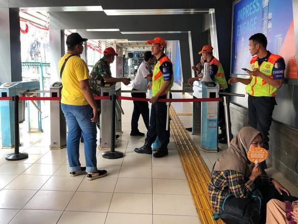 Indonesia: Large-scale power outage hits Jakarta, Java localities hinh anh 1