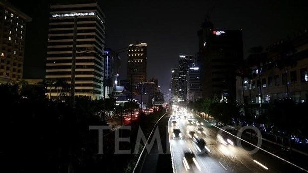 Indonesia recovers power supply in Jakarta, Java after major blackout hinh anh 1