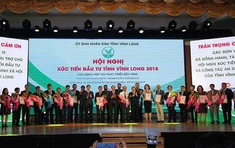 Vinh Long's investor-friendliness pays handsome dividends hinh anh 1