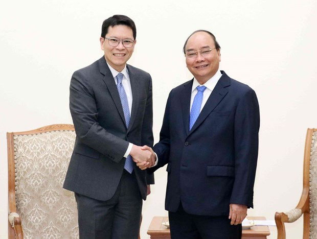Prime Minister receives Thai central bank governor hinh anh 1