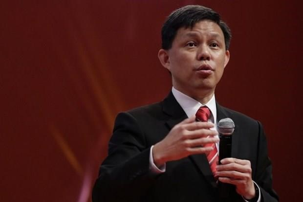 Singapore calls for efforts to cope with economic challenges hinh anh 1