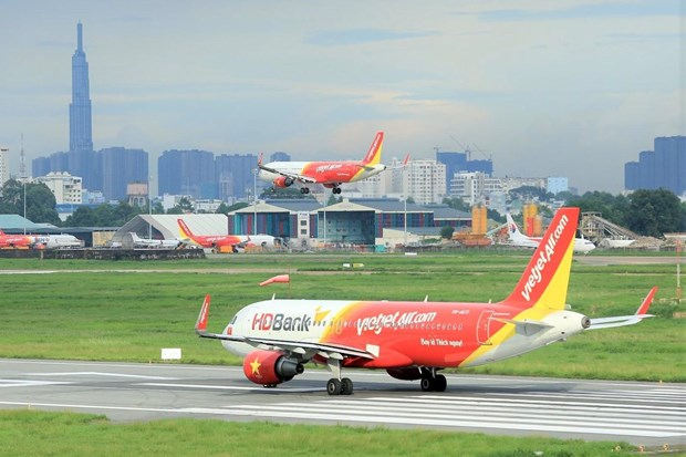 Vietjet offers one million super-saving tickets during three golden days hinh anh 1