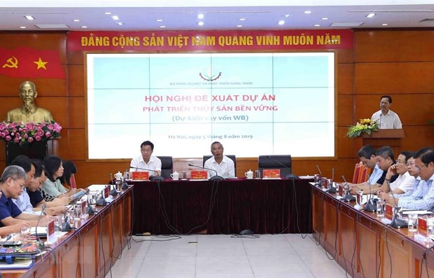 363 million USD project proposed for sustainable fisheries development hinh anh 1