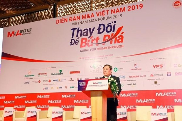 SOE equitisation, divestment of State capital help bolster M&A market hinh anh 1