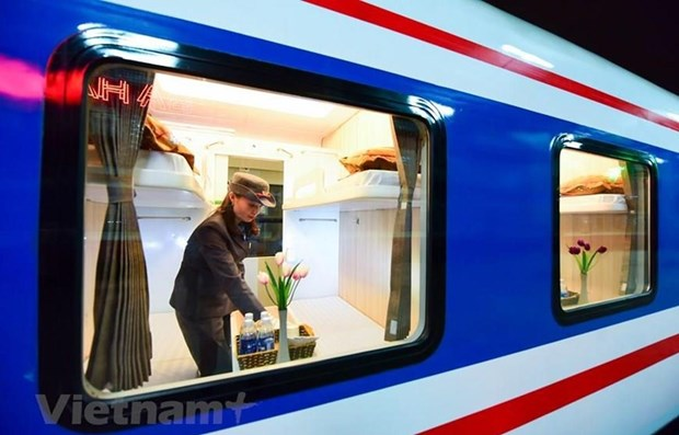 Hanoi Railway launches online payment service hinh anh 1