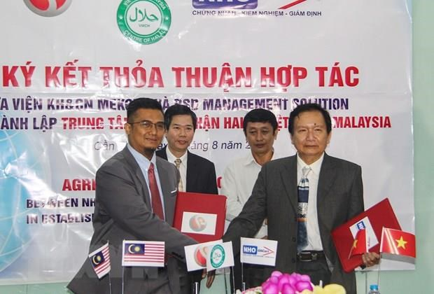 Vietnam-Malaysia Halal certification centre established in Can Tho hinh anh 1