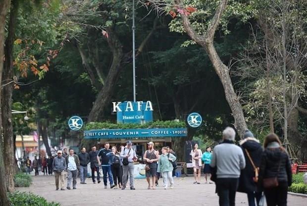 Hanoi has nearly 3,500 accommodation establishments hinh anh 1