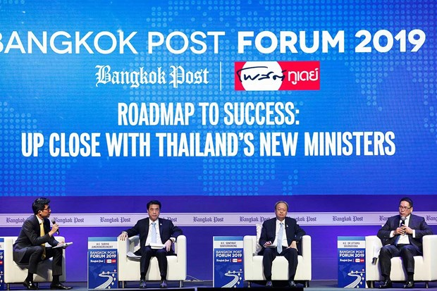 Thailand to expand infrastructure investment fund hinh anh 1