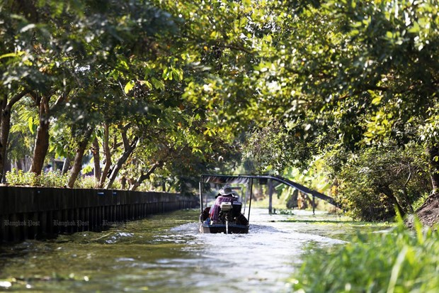 Thailand develops water routes to tackle congestion in Bangkok hinh anh 1