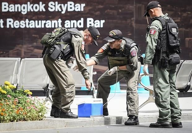 Thailand suspects southern insurgents in Bangkok bombings hinh anh 1