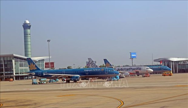 Vietnam Airlines adjusts flight schedules to/from Busan, Da Lat hinh anh 1