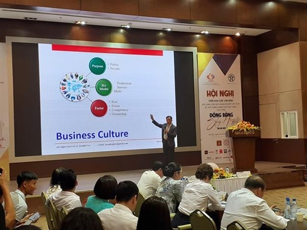 Building positive business values to integrate globally hinh anh 1