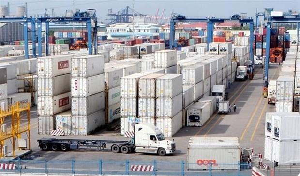 Vietnam's logistics firms remain small despite potential hinh anh 1