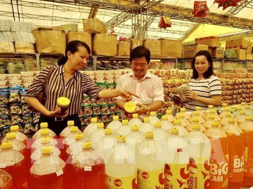 Hanoi votes for consumers' most-favoured Vietnamese products hinh anh 1