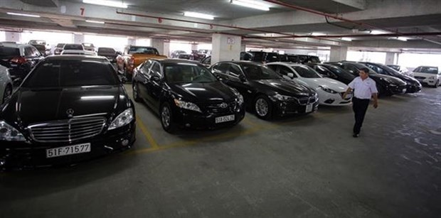 HCM City speeds up work on four underground parking lots hinh anh 1