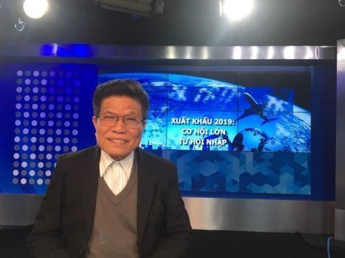 US-China trade war badly impacts Vietnam's export: Expert hinh anh 1