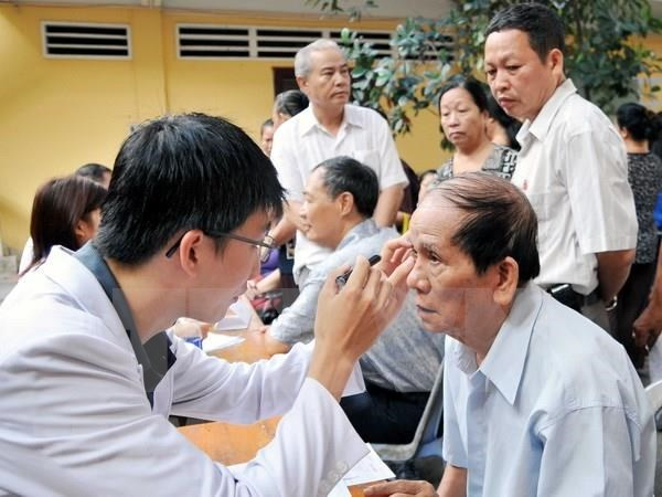 Vietnam assisted to meet needs of aging population hinh anh 1