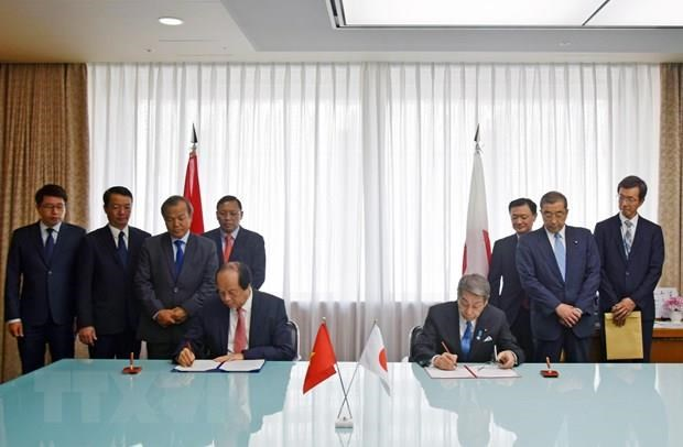 Japan helps Vietnam with e-Government building hinh anh 1