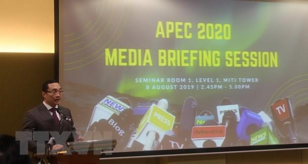 APEC Year 2020 to begin in November hinh anh 1