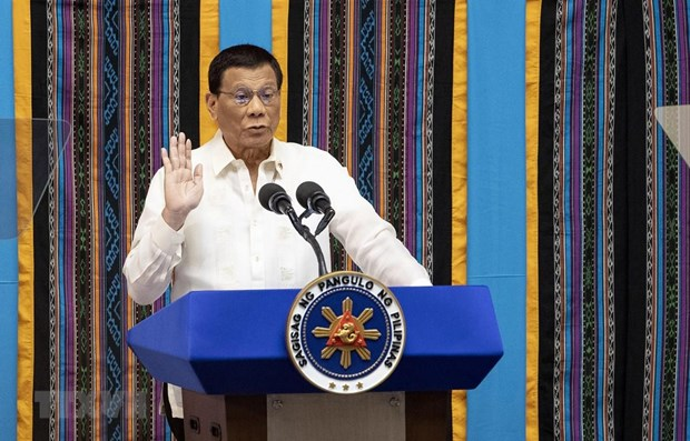 Philippine President says no to US missile deployment on territory hinh anh 1