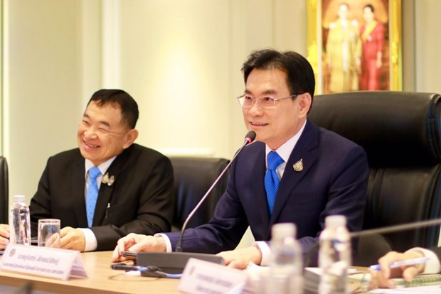 Thailand to speed up FTA negotiations hinh anh 1