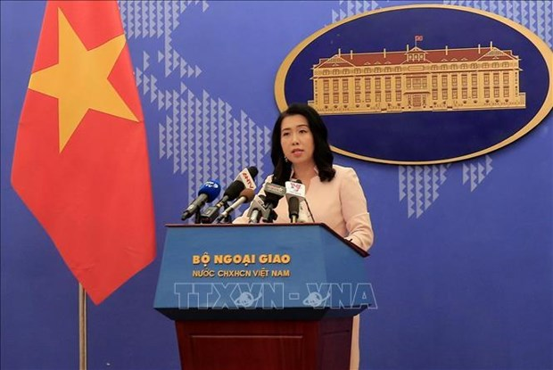 China's vessels halt survey in Vietnam's exclusive economic zone hinh anh 1