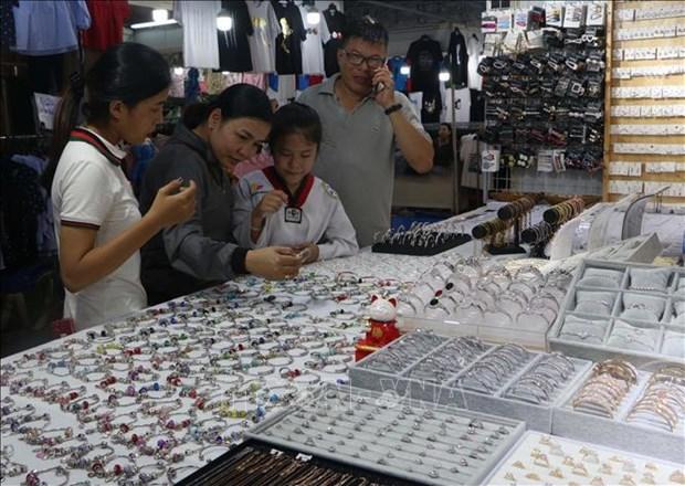 Vietnam – Thailand shopping fair opens in Hau Giang hinh anh 1